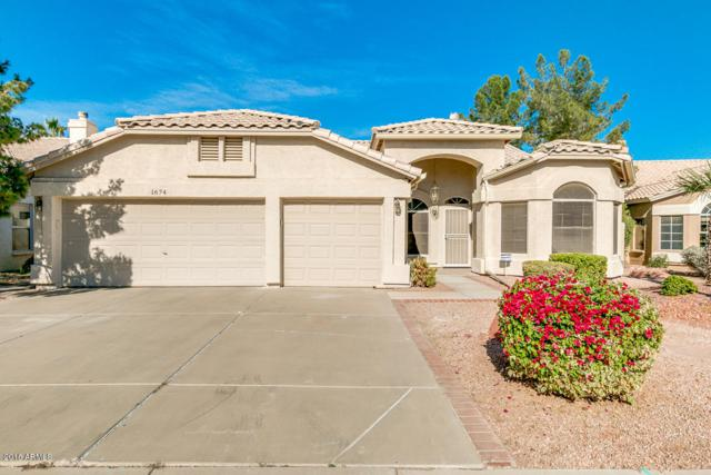 1674 W Merrill Lane, Gilbert, AZ 85233 (MLS #5858625) :: Keller Williams Legacy One Realty