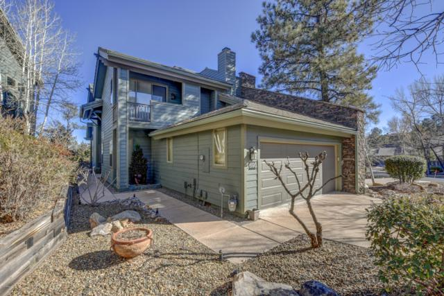 691 Crosscreek Drive, Prescott, AZ 86303 (MLS #5858627) :: Keller Williams Legacy One Realty