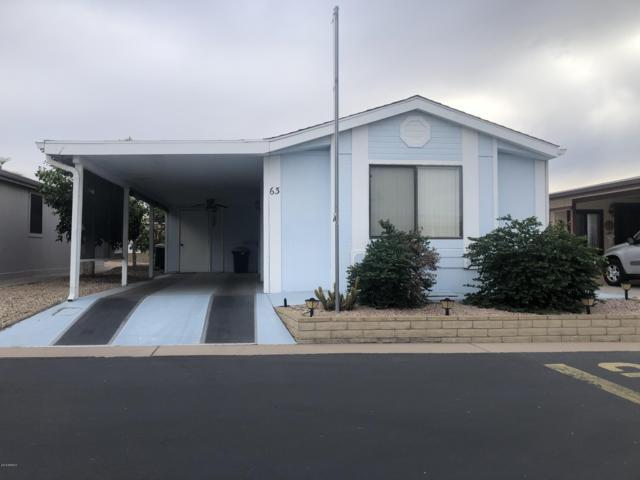 5735 E Mcdowell Road #63, Mesa, AZ 85215 (MLS #5858646) :: Conway Real Estate