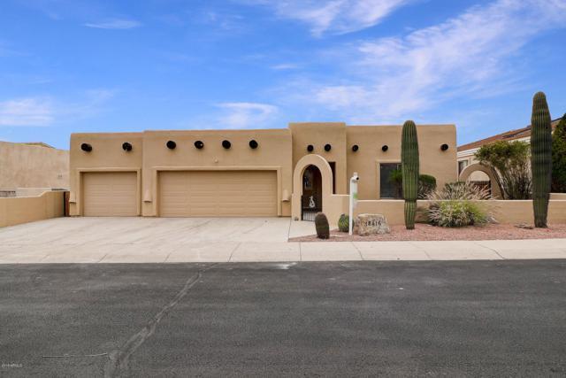 18416 N 14TH Street, Phoenix, AZ 85022 (MLS #5858649) :: The Luna Team