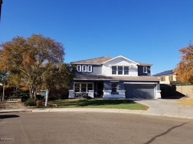 2538 E Ivanhoe Court, Gilbert, AZ 85295 (MLS #5858656) :: Conway Real Estate