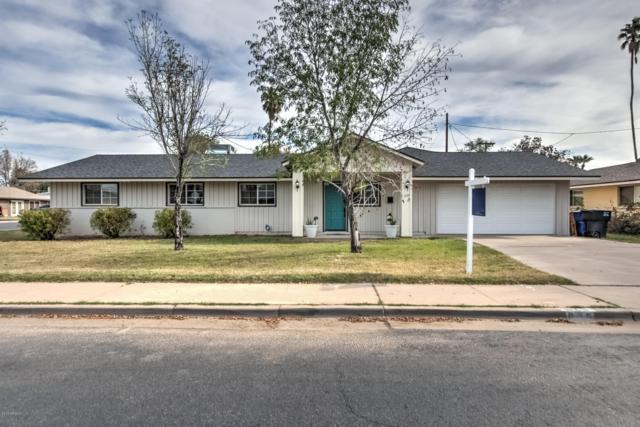 825 N Miller Street, Mesa, AZ 85203 (MLS #5858691) :: Keller Williams Legacy One Realty