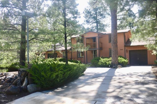 845 E Pinewood Boulevard, Munds Park, AZ 86017 (MLS #5858916) :: Occasio Realty
