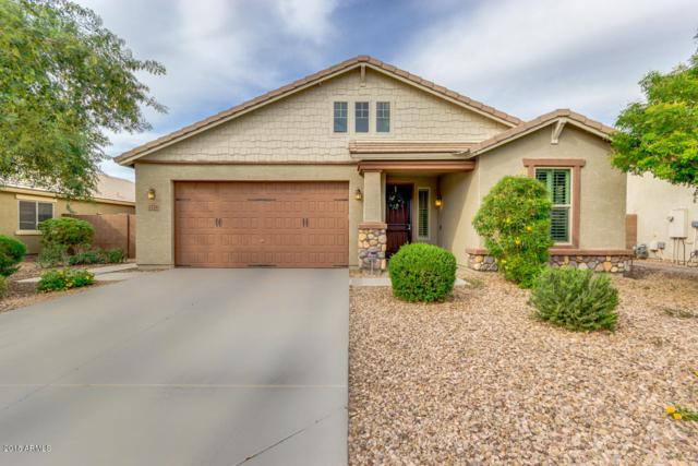 2226 E Gillcrest Road, Gilbert, AZ 85298 (MLS #5859089) :: The Property Partners at eXp Realty