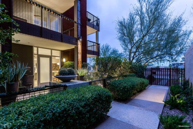 4739 N Scottsdale Road #1006, Scottsdale, AZ 85251 (MLS #5859174) :: The Daniel Montez Real Estate Group