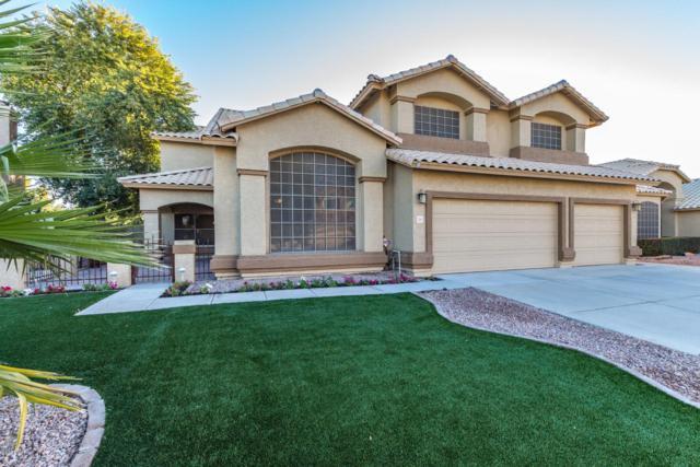 285 S Red Rock Street, Gilbert, AZ 85296 (MLS #5859179) :: The W Group
