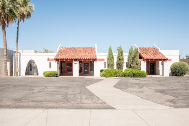 644 N Country Club Drive A, Mesa, AZ 85201 (MLS #5859215) :: The W Group