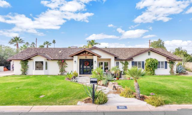 5120 N 42nd Place, Phoenix, AZ 85018 (MLS #5859266) :: The W Group