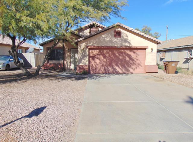 320 W Dr Martin Luther King Jr Street, Eloy, AZ 85131 (MLS #5859455) :: Yost Realty Group at RE/MAX Casa Grande