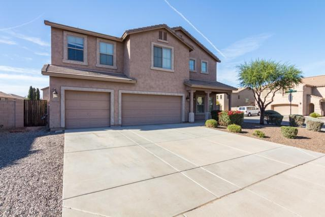 41646 N Taylor Ranch Parkway, San Tan Valley, AZ 85140 (MLS #5859465) :: The W Group