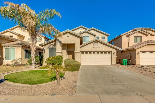 44234 W Oster Drive, Maricopa, AZ 85138 (MLS #5859529) :: The Daniel Montez Real Estate Group
