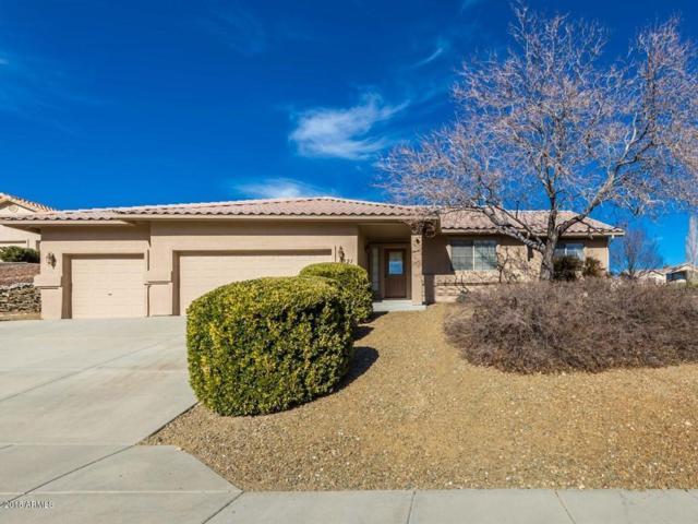 5821 Symphony Drive, Prescott, AZ 86305 (MLS #5859598) :: Team Wilson Real Estate
