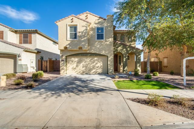 7321 S 48TH Drive, Laveen, AZ 85339 (MLS #5859688) :: The W Group