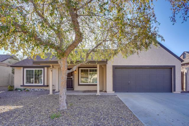 909 E Wickieup Lane, Phoenix, AZ 85024 (MLS #5859730) :: The W Group