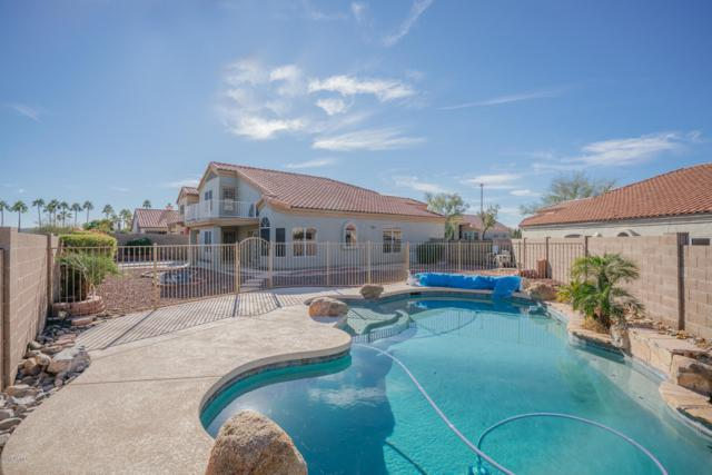 10161 S Santa Fe Lane, Goodyear, AZ 85338 (MLS #5859822) :: The Daniel Montez Real Estate Group