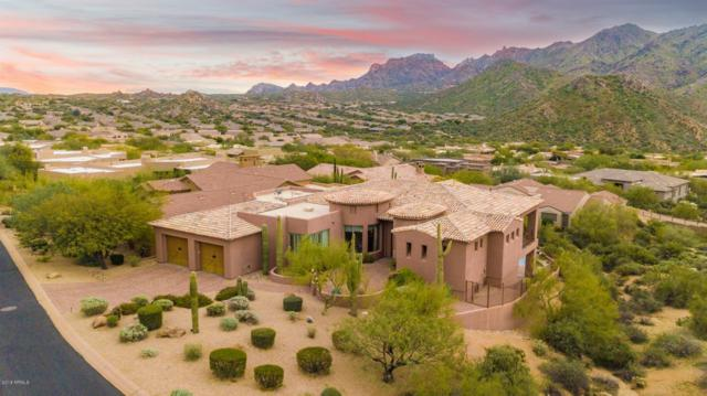 11331 E La Junta Road, Scottsdale, AZ 85255 (MLS #5859887) :: The W Group