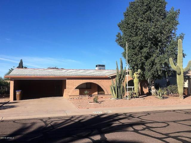 1144 S Main Drive, Apache Junction, AZ 85120 (MLS #5859955) :: The Daniel Montez Real Estate Group
