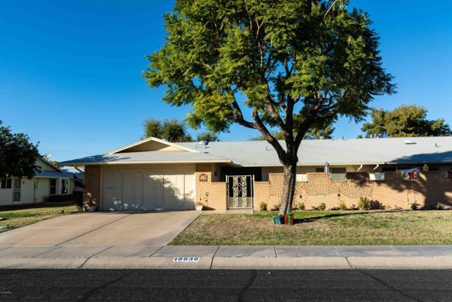 18836 N Aztec Drive, Sun City, AZ 85373 (MLS #5859975) :: Conway Real Estate