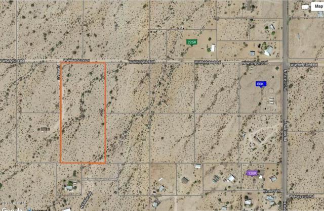 0 W Whirlybird Road, Maricopa, AZ 85139 (MLS #5860021) :: Riddle Realty Group - Keller Williams Arizona Realty
