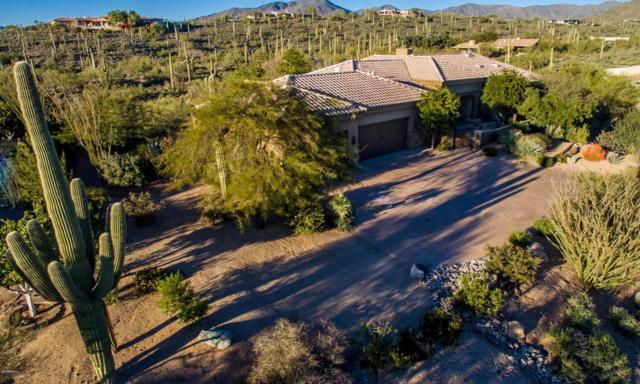 8528 E Dog Leg Drive, Carefree, AZ 85377 (MLS #5860158) :: The Bill and Cindy Flowers Team