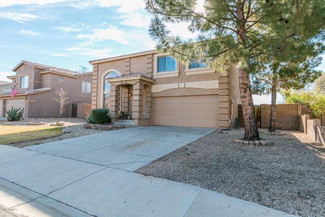 9241 E Fairfield Street, Mesa, AZ 85207 (MLS #5860194) :: The W Group