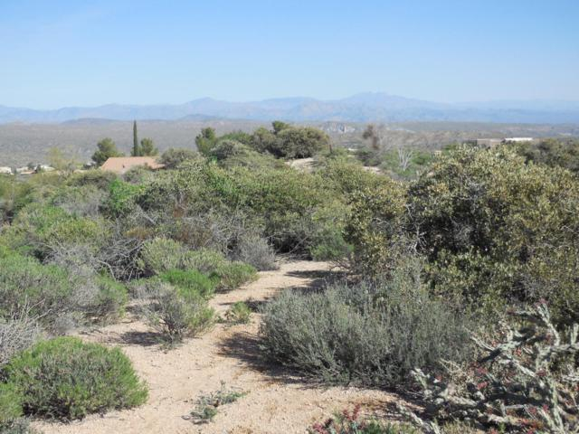 Lot 109 E Hohokam Road E, Cave Creek, AZ 85331 (MLS #5860316) :: The Daniel Montez Real Estate Group