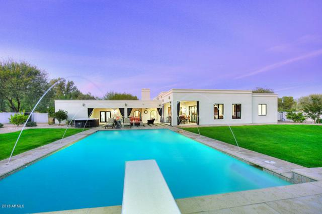 5131 E Berneil Drive, Paradise Valley, AZ 85253 (MLS #5860368) :: Lux Home Group at  Keller Williams Realty Phoenix