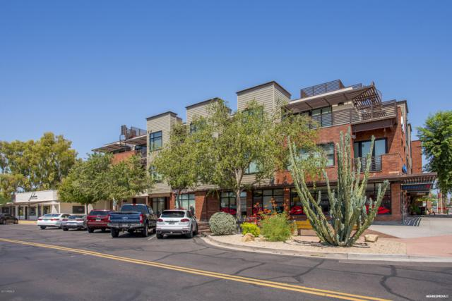 4020 N Scottsdale Road #2010, Scottsdale, AZ 85251 (MLS #5860429) :: Arizona 1 Real Estate Team
