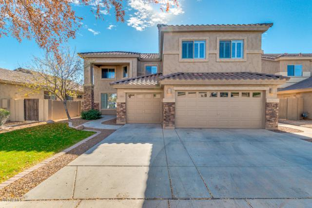 411 W Flamingo Drive, Chandler, AZ 85286 (MLS #5860893) :: The Daniel Montez Real Estate Group