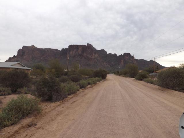 0000 E Forest Street, Apache Junction, AZ 85119 (MLS #5860973) :: Brett Tanner Home Selling Team