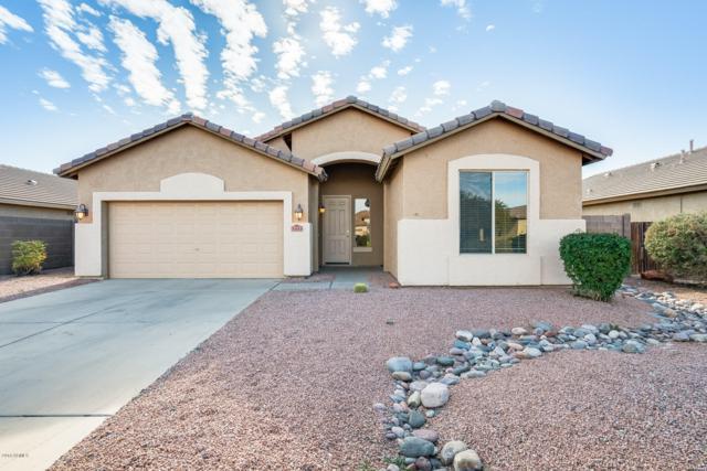 4935 E Bellerive Drive, Chandler, AZ 85249 (MLS #5860974) :: The W Group