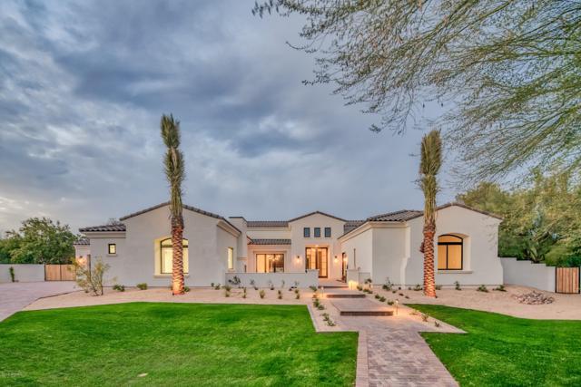 5210 E Via Del Cielo, Paradise Valley, AZ 85253 (MLS #5861067) :: The W Group