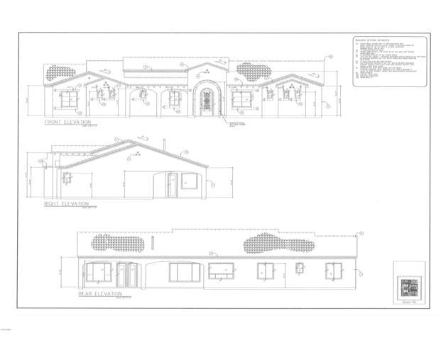 22195 W El Grande Trail, Wickenburg, AZ 85390 (MLS #5861074) :: Conway Real Estate