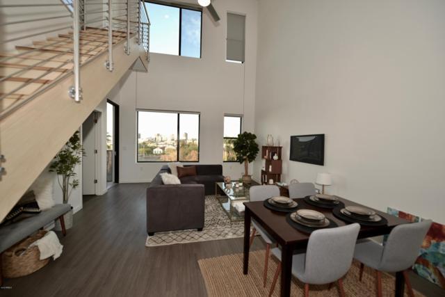 1130 N 2ND Street #404, Phoenix, AZ 85004 (MLS #5861111) :: Arizona 1 Real Estate Team