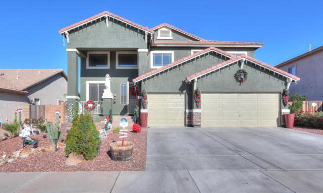 45184 W Norris Road W, Maricopa, AZ 85139 (MLS #5861260) :: Revelation Real Estate