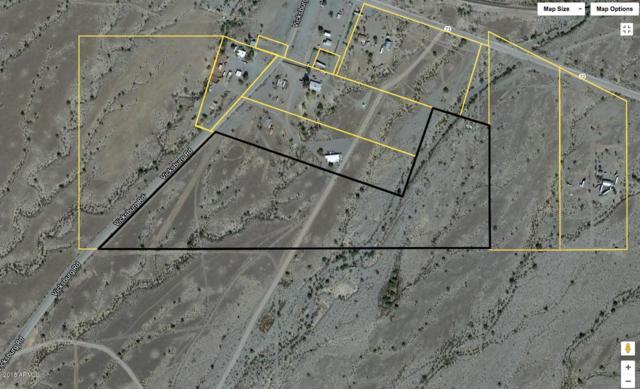40913 S Vicksburg Road, Salome, AZ 85348 (MLS #5861350) :: Riddle Realty Group - Keller Williams Arizona Realty