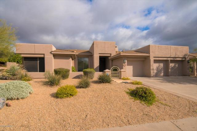 10928 E Lillian Lane, Scottsdale, AZ 85255 (MLS #5861452) :: The W Group