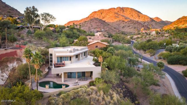 4217 E Lakeside Lane, Paradise Valley, AZ 85253 (MLS #5861719) :: Lux Home Group at  Keller Williams Realty Phoenix