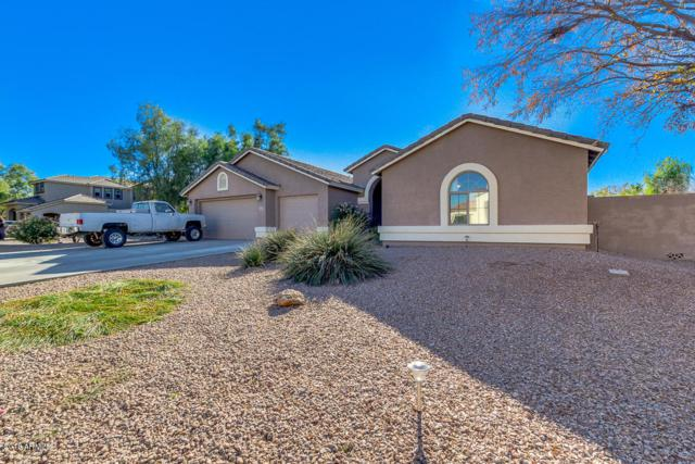 32128 N Caspian Way, San Tan Valley, AZ 85143 (MLS #5861756) :: The Laughton Team