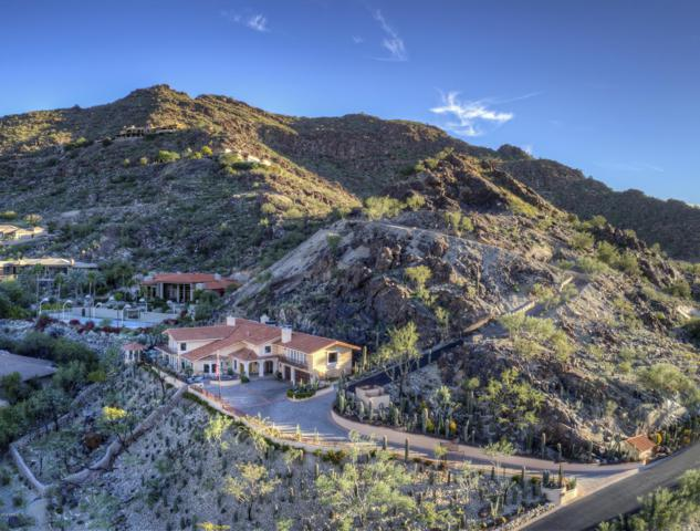5339 E Desert Vista Road, Paradise Valley, AZ 85253 (MLS #5861760) :: Yost Realty Group at RE/MAX Casa Grande