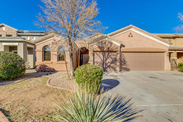 1706 W Agrarian Hills Drive, Queen Creek, AZ 85142 (MLS #5861795) :: RE/MAX Excalibur