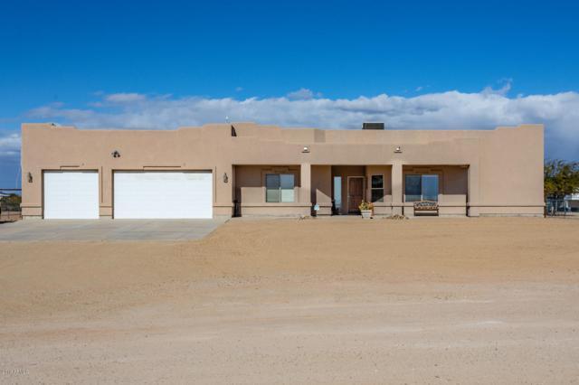 21316 W Galvin Street, Wittmann, AZ 85361 (MLS #5861895) :: Lifestyle Partners Team