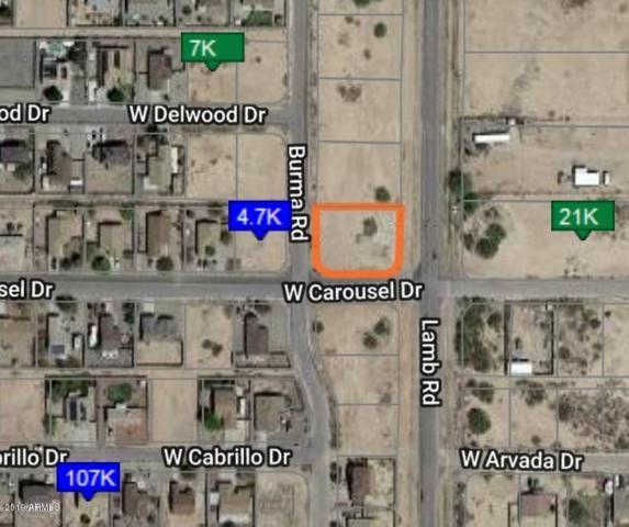 13345 S Burma Road, Arizona City, AZ 85123 (MLS #5861917) :: Yost Realty Group at RE/MAX Casa Grande