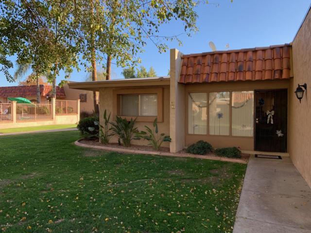 1320 E Bethany Home Road #93, Phoenix, AZ 85014 (MLS #5862001) :: Yost Realty Group at RE/MAX Casa Grande