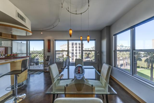 2201 N Central Avenue 6B, Phoenix, AZ 85004 (MLS #5862044) :: The Wehner Group