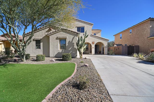 5555 S Sandstone Court, Gilbert, AZ 85298 (MLS #5862314) :: Power Realty Group Model Home Center