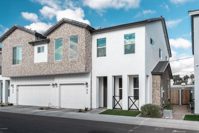 3030 N 38TH Street C105, Phoenix, AZ 85018 (MLS #5862360) :: Yost Realty Group at RE/MAX Casa Grande