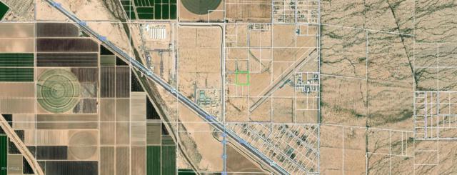 0 N Anderson Road, Maricopa, AZ 85138 (MLS #5862426) :: Yost Realty Group at RE/MAX Casa Grande