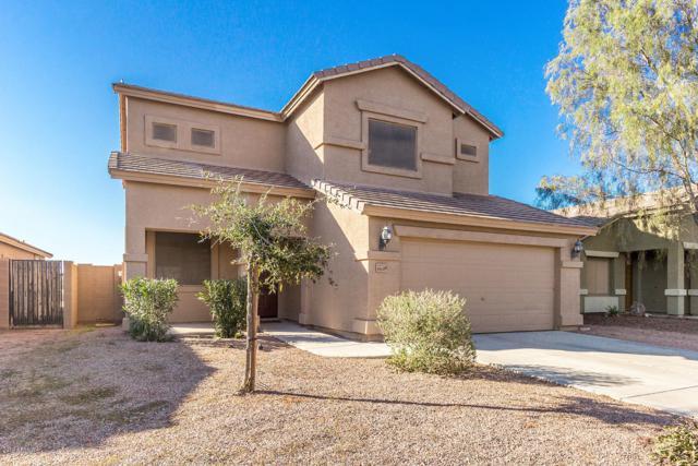 1947 N Vista Lane, Casa Grande, AZ 85122 (MLS #5862690) :: The Everest Team at My Home Group