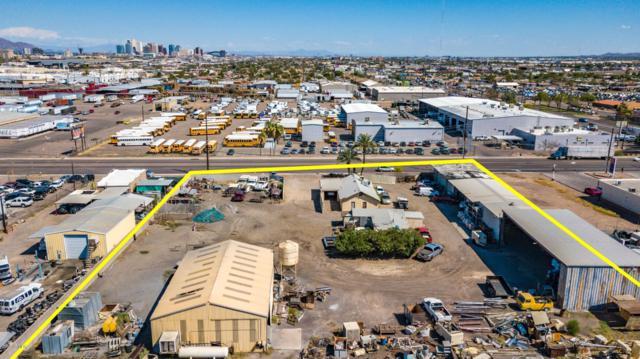 1018 S 27TH Avenue, Phoenix, AZ 85009 (MLS #5862703) :: CC & Co. Real Estate Team